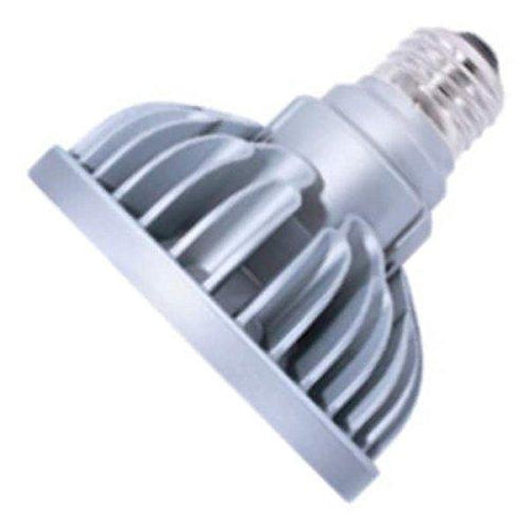 Bulbrite SP30S-12-36D-830-03 SORAA 12.5W LED PAR30S 3000K Brilliant 36° DIM Silver - llightsdaddy - Bulbrite - Halogen Bulbs