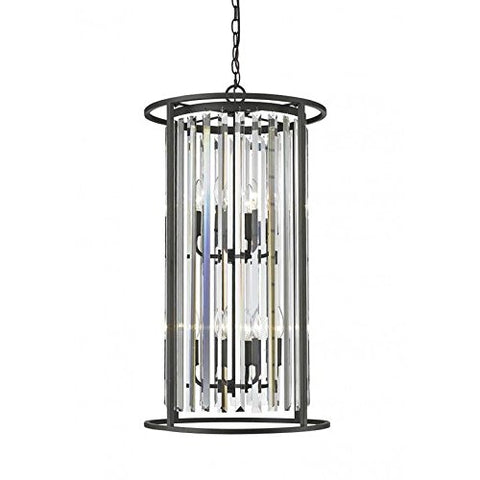 8 Light Chandelier 439-8BRZ - llightsdaddy - Z-Lite - Chandeliers