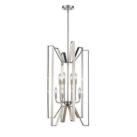8 Light Pendant 4000-8BN - llightsdaddy - Z-Lite - Pendant Lights