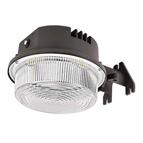 SZGMJIA LED Barn Light 70W, 9800lm Dusk to Dawn Yard Light with Photocell,CREE LED 5000K Daylight, 500W MH/HPS Replacement, 5-Year Warranty, IP65 Waterproof for Outdoor Security/Area Light