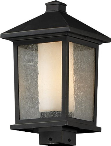 Outdoor Post Light 538PHB-ORB - llightsdaddy - Z-Lite - Flush mounts