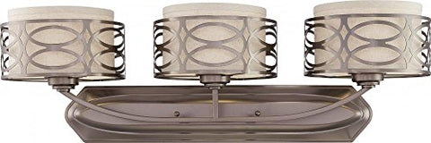 Nuvo Lighting 60/4723 Three Light Vanity, Hazel Bronze