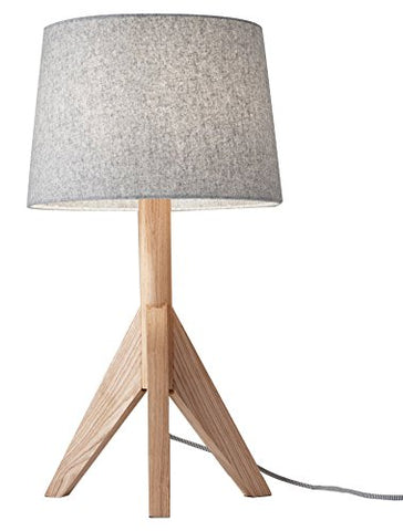 "Adesso 3207-12 Eden 24.5"" Table Lamp, Smart Outlet Compatible"