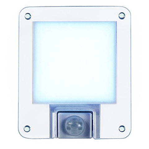 Datexx Sentina Zen LED Motion Sensor Night Light, Programmable Timer, Dusk/Dawn Sensor, Soft Glow for Kitchens, Bathrooms, Bedrooms, PM-316 - llightsdaddy - Datexx - Night Lights