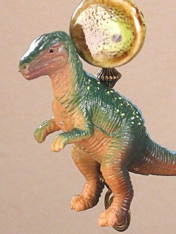 Triceratops Dinosaur Kids Light or Ceiling Fan Pull - llightsdaddy - Finial Showcase - Pull Chains