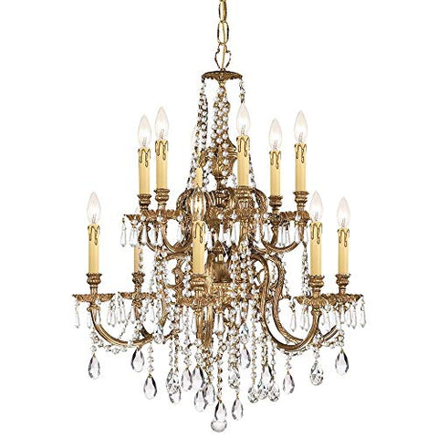 Crystorama-Novella-12-Light-Olde-Brass-Spectra-Crystal-Chandelier