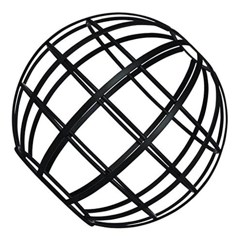 Westinghouse 8101900 Globe Cage Shade, Matte Black - llightsdaddy - Westinghouse - Fixture Replacement Globes & Shades