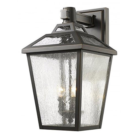3 Light Outdoor Wall Light 539B-ORB