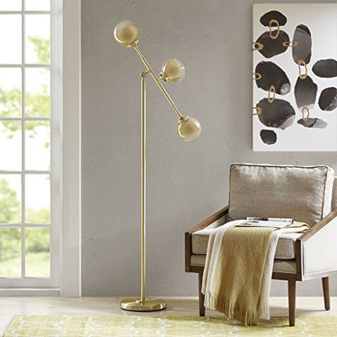 Ink+Ivy Colson Floor Lamp Gold See Below - llightsdaddy - Ink+Ivy - Lamp Shades