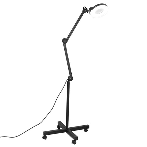 Magnifying Lamp Floor Stand LED Magnifier Desk 5X Magnifier Floor LED Lamp - llightsdaddy - Greensen - Lamp Shades