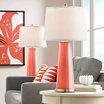Koi Leo Table Lamp Set of 2 - Color + Plus