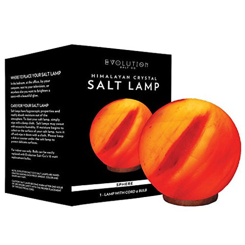 Evolution Salt 1701861 Salt Lamp - llightsdaddy - Evolution Salt - Salt Lamps