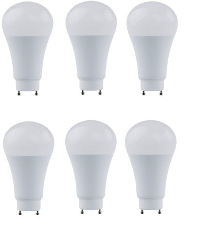 LED A21, 2700K, OMNI 300, CRI80, ETL, 17W, 100W EQUIVALENT, 25000HRS, LM1600, DIMMABLE, INPUT VOLTAGE 120V 6 PACK - llightsdaddy - Elitco Lighting - LED Light Bulbs