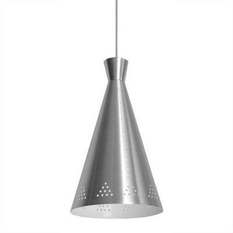 Camden Metal Single Light Mini Pendant B5001 - llightsdaddy - Bromi Design Inc - Pendant Lights
