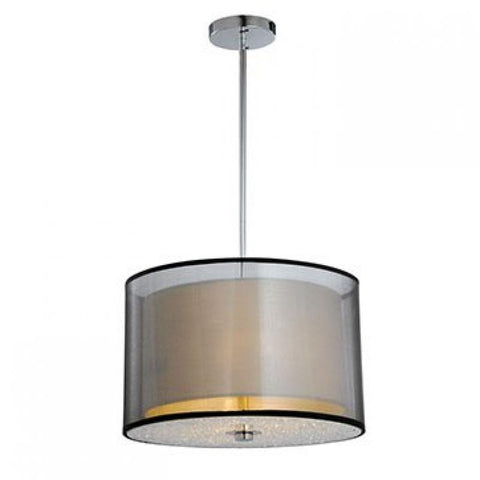 Camden Metal Single Light Mini Pendant B5101-1 - llightsdaddy - Bromi Design Inc - Pendant Lights