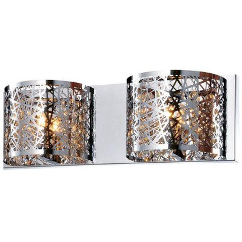 Royal 2 Light Wall Sconce  Bromi Design Inc Wall Sconces and Lamps llightsdaddy.myshopify.com lightsdaddy