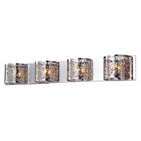 Royal 4 Light Wall Sconce - llightsdaddy - Bromi Design Inc - Wall Sconces and Lamps