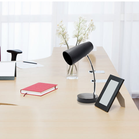 LimeLights Flexible Silicone Desk Lamp, Black - llightsdaddy - LimeLights - Lamp Shades