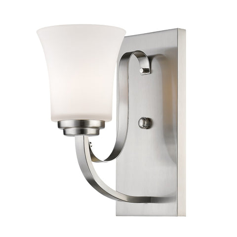 1 Light Wall Sconce 7000-1S-BN - llightsdaddy - Z-Lite - Ceiling Lights