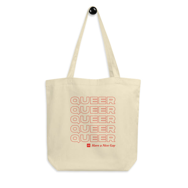 Queer Queer Queer - Tote in Natural