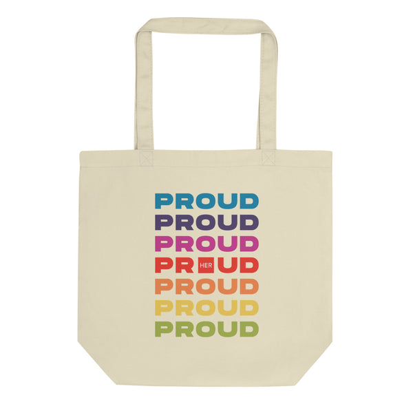 Proud Proud Proud - Tote in Natural