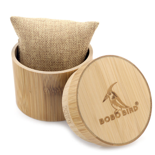 Bamboo Watch Box