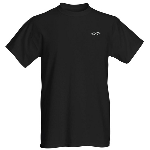 The Pure Planet Short Sleeve T-Shirt (Black)