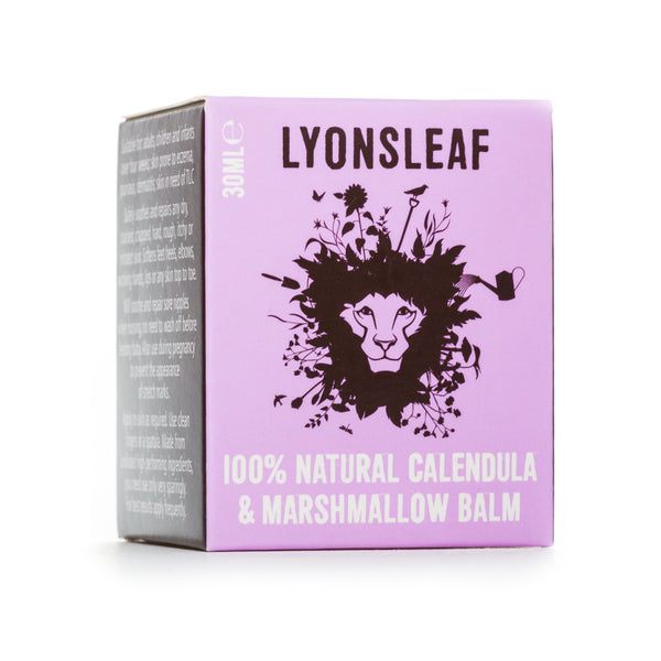 Lyonsleaf Calendula and Marshmallow Balm 30ml
