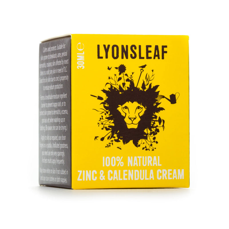 Lyonsleaf Zinc & Calendula Cream 30ml