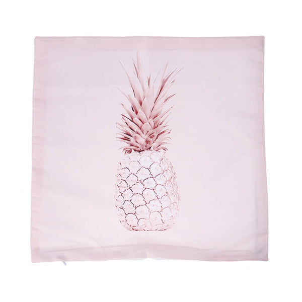 Creative Throw Pillow Case Pineapple Printed Cushion Cover Pillowcase Home Sofa Decoration 45x45cm