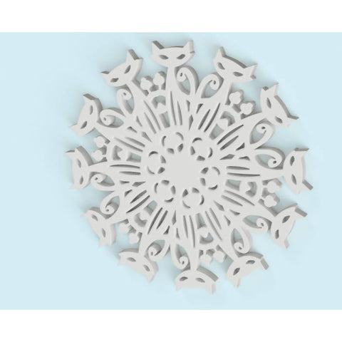 Snowflake collection - may-b-ug