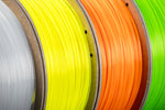 Neon PLA Filament Samples  (1,75mm) - REDLINE FILAMENT
