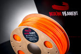 PET-G Filament Neon Orange - REDLINE FILAMENT