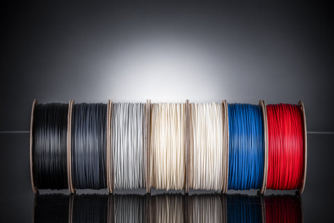 Bundle ASA-X Filament Sample (1,75mm) - REDLINE FILAMENT