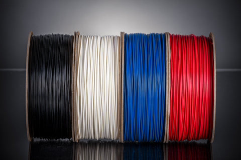 Bundle von ABS Samples - REDLINE FILAMENT