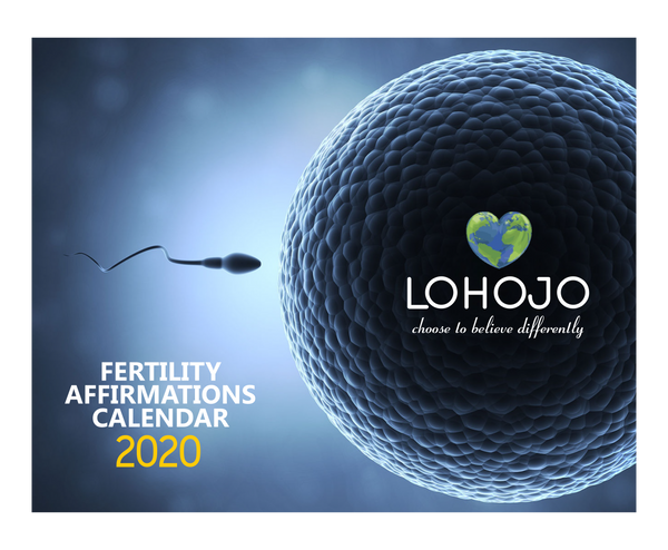 SOLD OUT 2020 Fertility Affirmations Calendar
