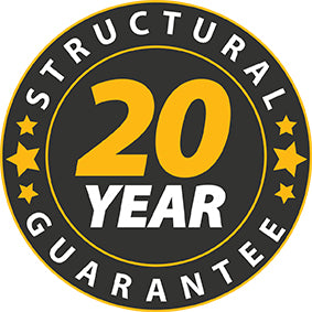 Austral Products 20 Year Structural Guarantee