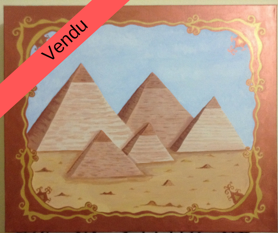 Les Pyramides Egyptiennes