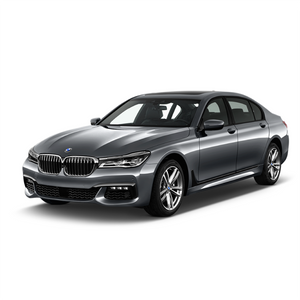 Main Leasing: BMW 740LD lízing