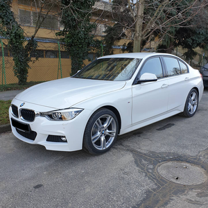 Main Leasing: BMW 320i lízing