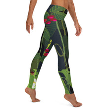 Leggings, Classic Cut - Tropical: Jungle Garden by Lidka Schuch
