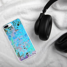 iPhone Case - Wrapped in Trees: Maples in Blue by Lidka Schuch