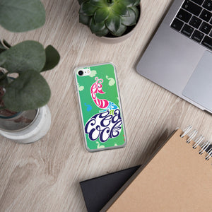 iPhone Case - Animaletters: Proud as a Peacock by Barbara Galinska (BaGa)
