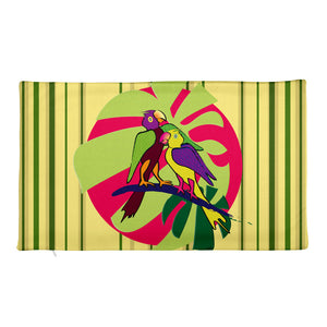 Premium Pillow Case only - Tropical: Sweethearts 2 by Lidka Schuch