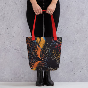 Tote Bag - Temptation by Barbara Galinska (BaGa)