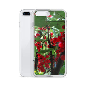iPhone Case -  Florals: Super Fruit - We Be Jamming  by Lidka Schuch