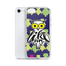 iPhone Case - Animaletters: Hoot Like an Owl by Barbara Galinska (BaGa)