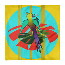 Premium Pillow Case only - Tropical: Drunk on Berries by Lidka Schuch