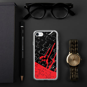 iPhone Case - Yesterday in Black by Barbara Galinska (BaGa)