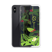 iPhone Case - Tropical: Jungle Garden by Lidka Schuch